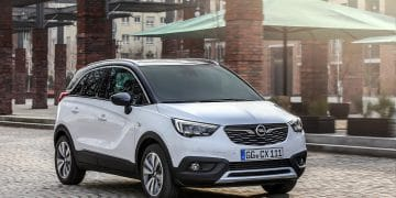 Opel-Crossland-X | Review | Private Lease | Leaseauto.nl