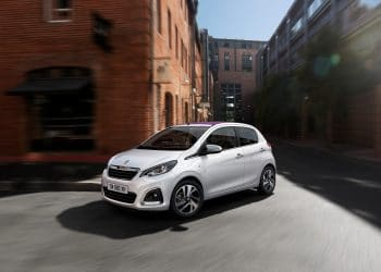 Peugeot 108 | Private Lease |