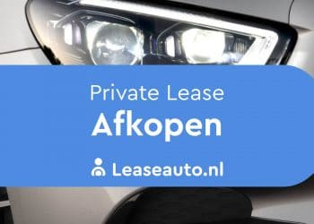 Private Lease Afkopen