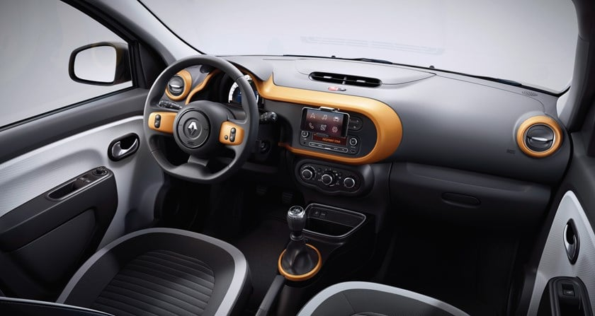 Renault TWINGO | Private Lease | Leaseauto.nl