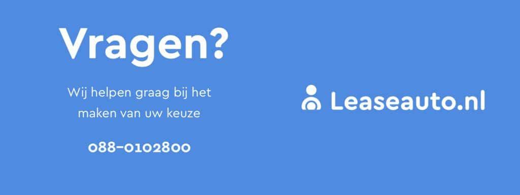 Contact met Leaseauto.nl