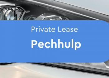 pechhulp private lease
