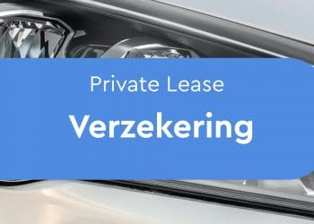 private lease verzekering
