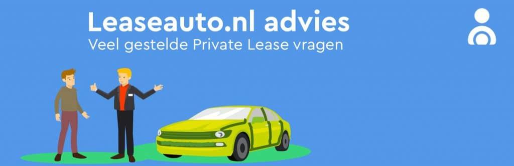 Veelgestelde vragen over Private Lease