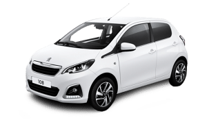 Peugeot 108 Private Lease