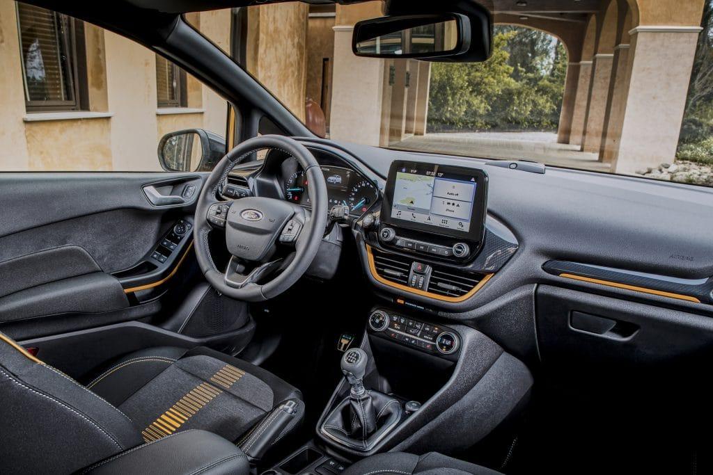 Ford Fiesta Navigatie