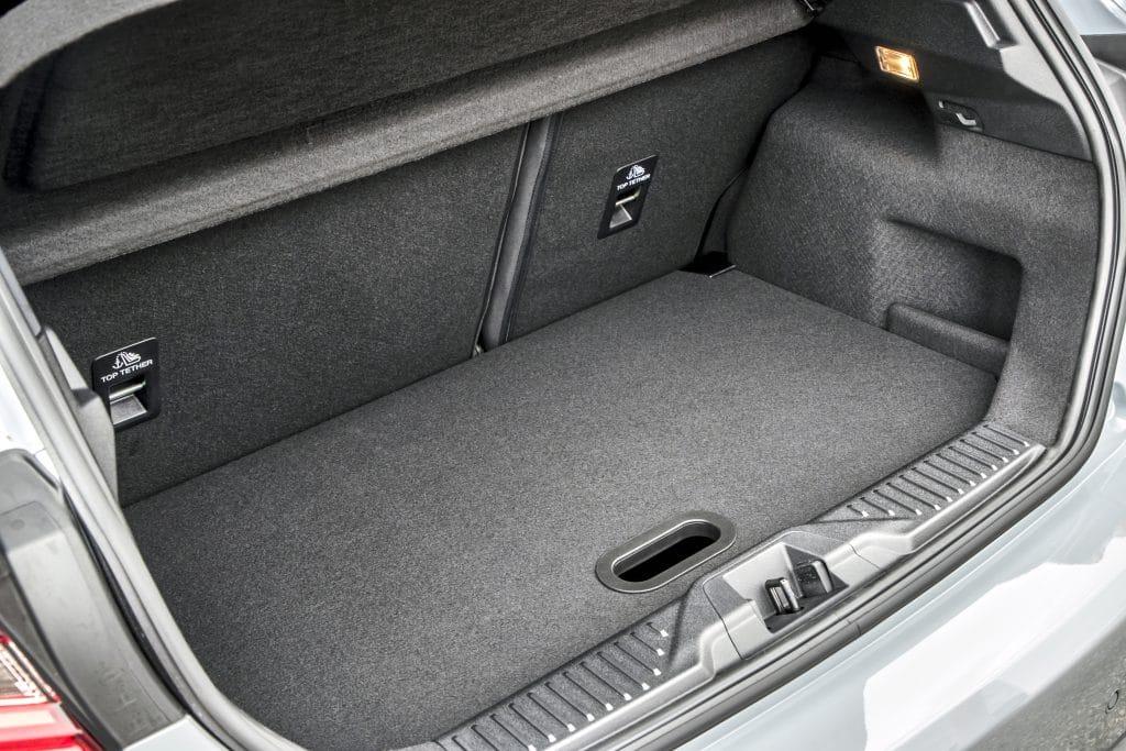 Ford Fiesta Specificaties