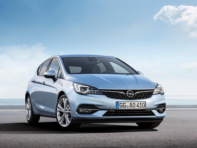 Opel Astra private lease, Privé leasen