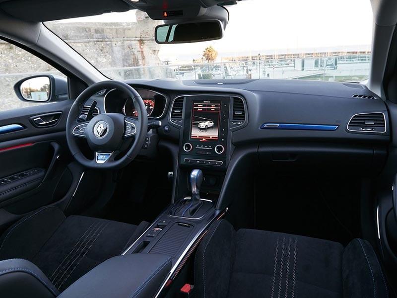 Renault-Megane voorstoelen