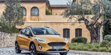 Ford Fiesta Private Lease Review
