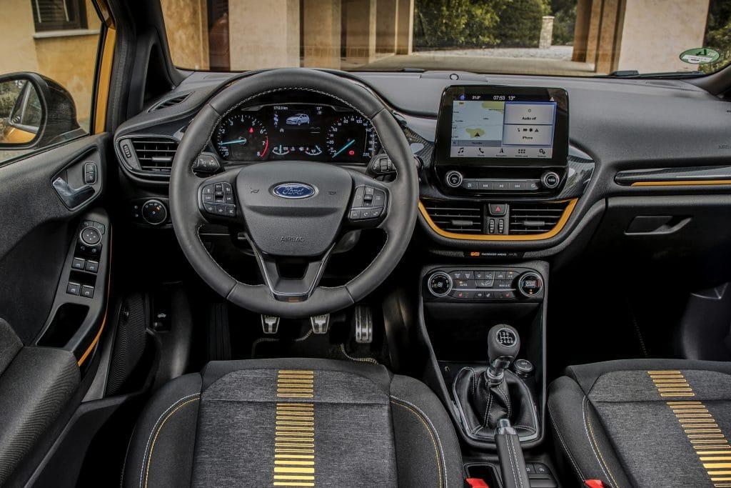 Ford Fiesta Uitvoeringen