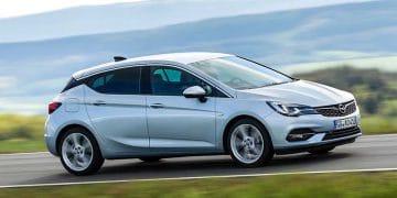 Opel Astra Specificaties