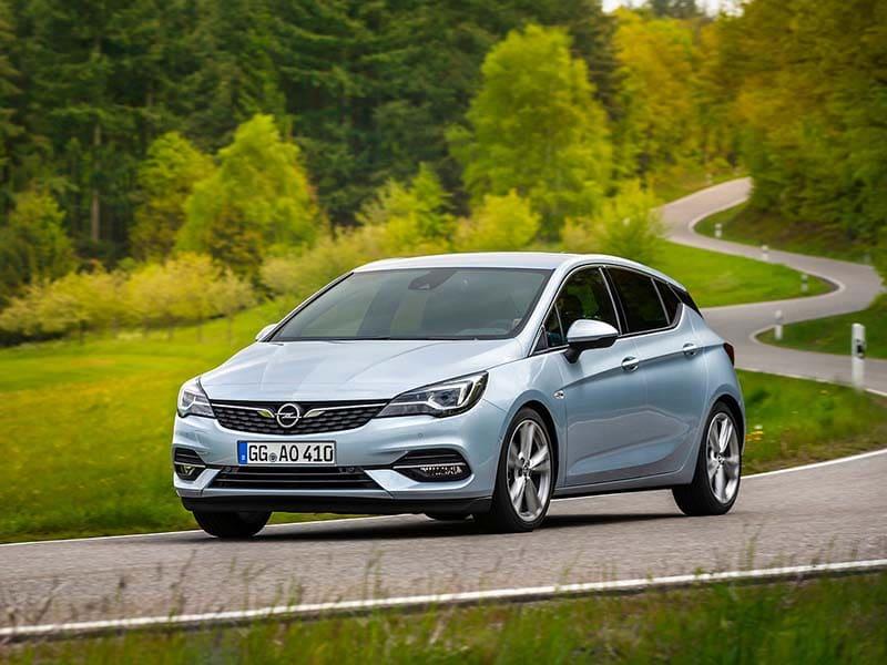 Opel Astra private lease, Privé leasen, ergelijker