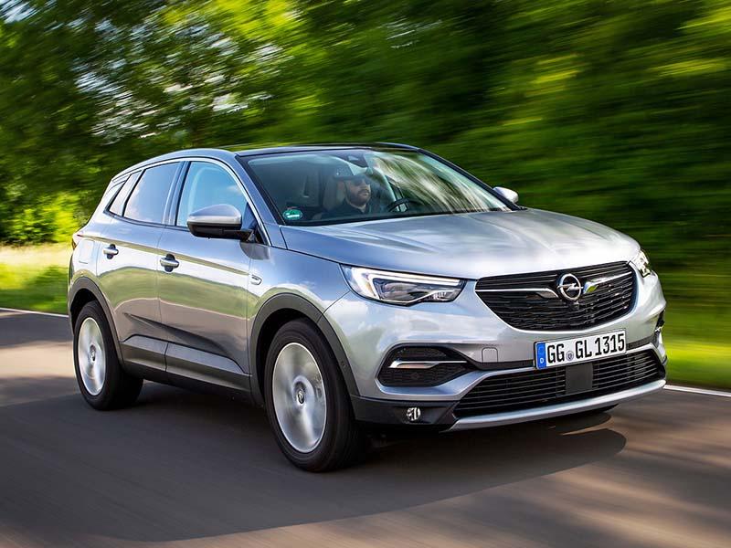 Opel Grandland X Private Lease Aaanbiedingen