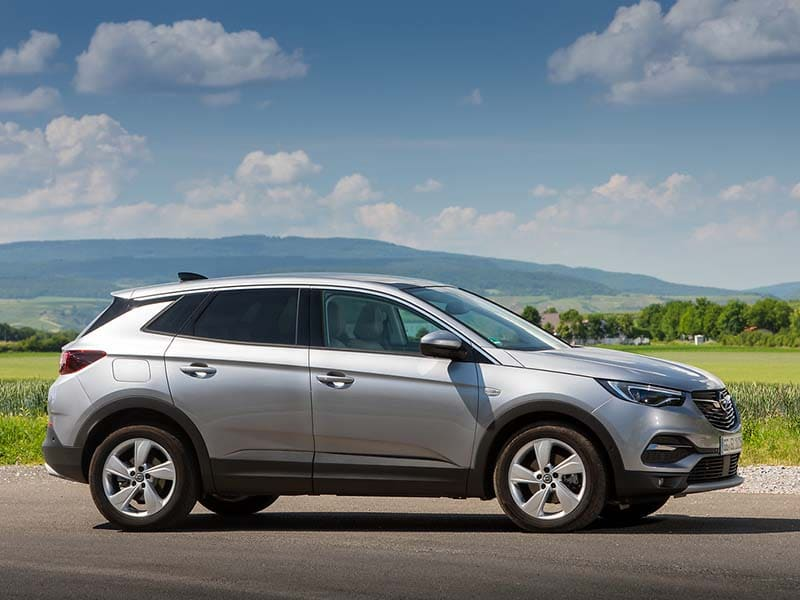 Opel Grandland X Private Lease review