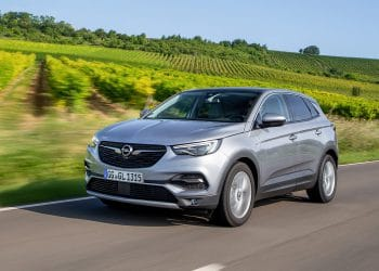 Opel GrandLand X Private Lease test