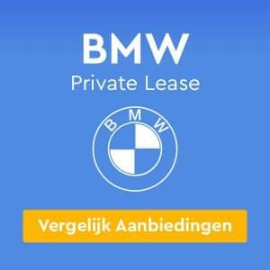 BMW Private Lease Aanbiedingen