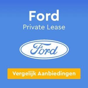 Ford Private Lease Aanbiedingen