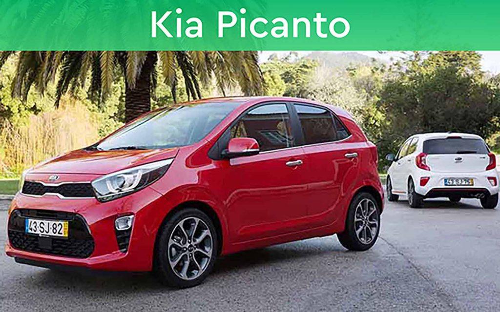 Kia Picanto Private Lease