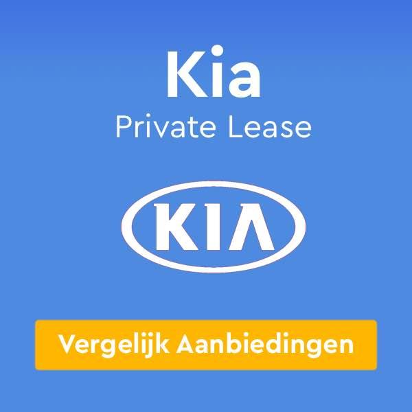Kia Private Lease Aanbiedingen