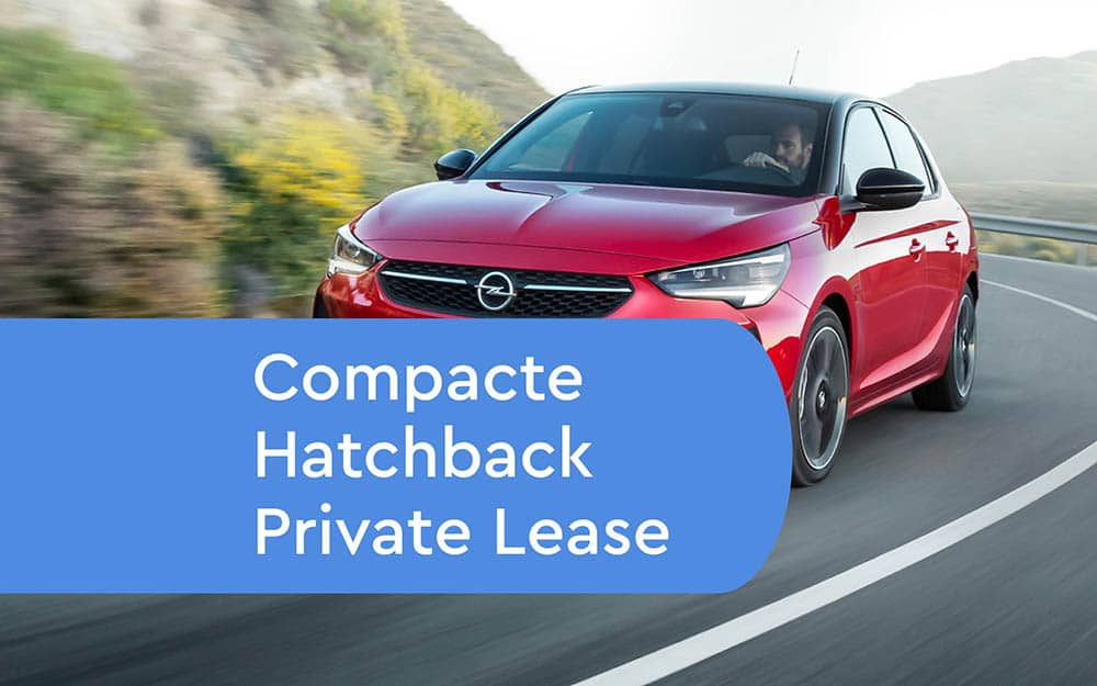 Kleine Hatchback Private Lease