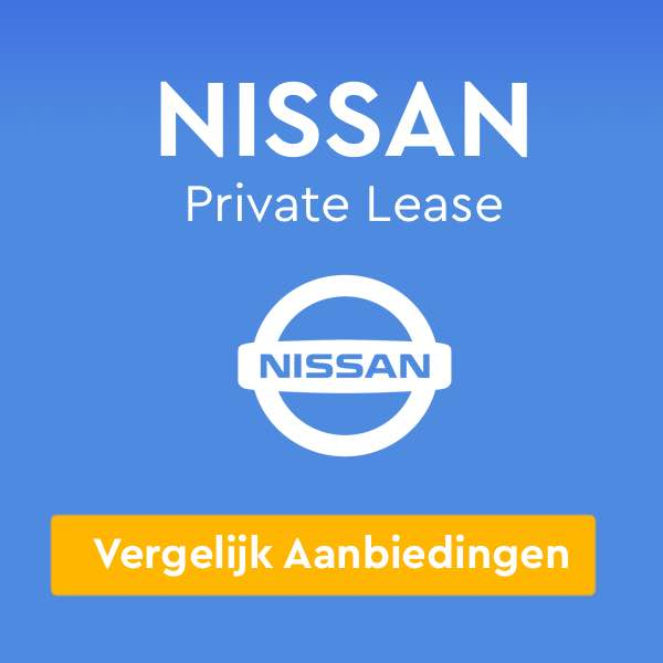 Nissan Private Lease Aanbiedingen