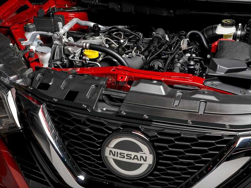 Nissan Qashqai Prestaties