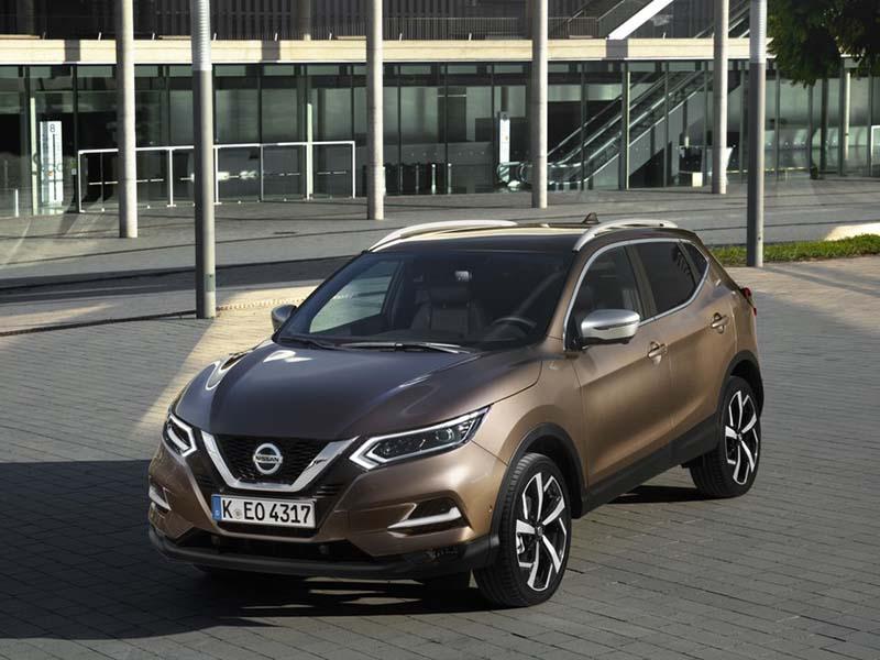 Nissan Qashqai Prive Lease Goedkoopste