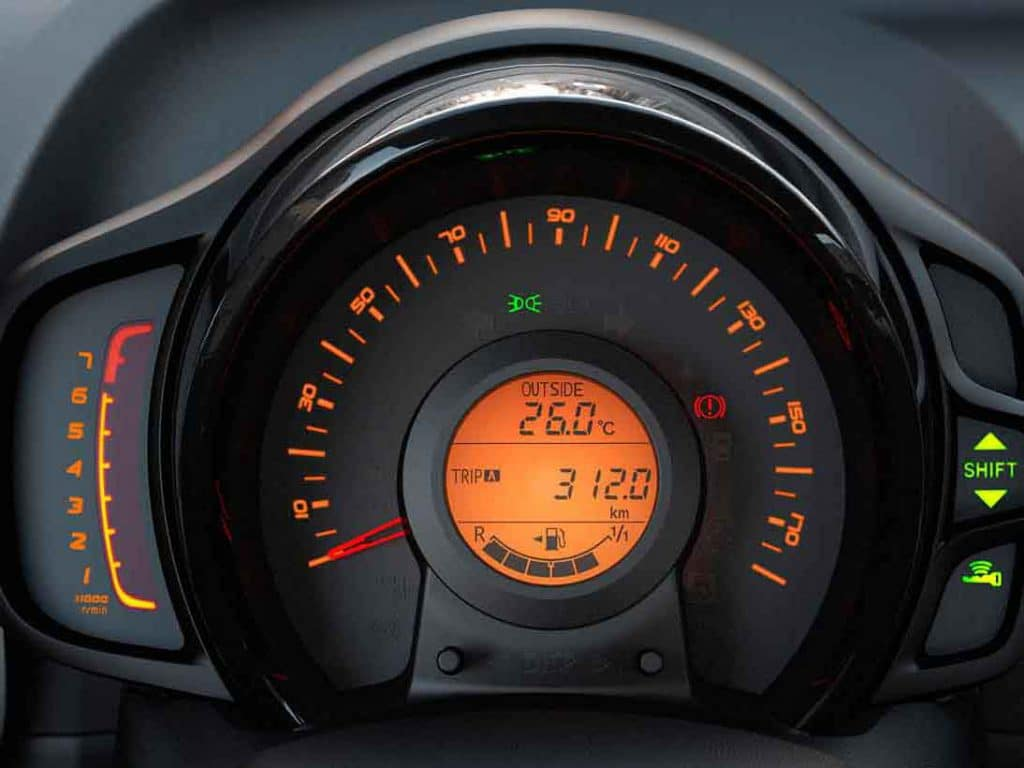 Peugeot 108 prestaties