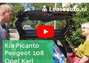 Private Lease Stadsauto Test