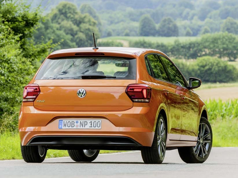 Volkswagen Polo Prive Lease