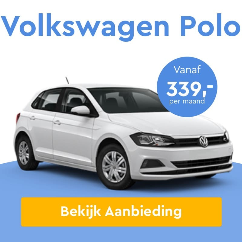 Volkswagen Polo private Lease aanbiedingen