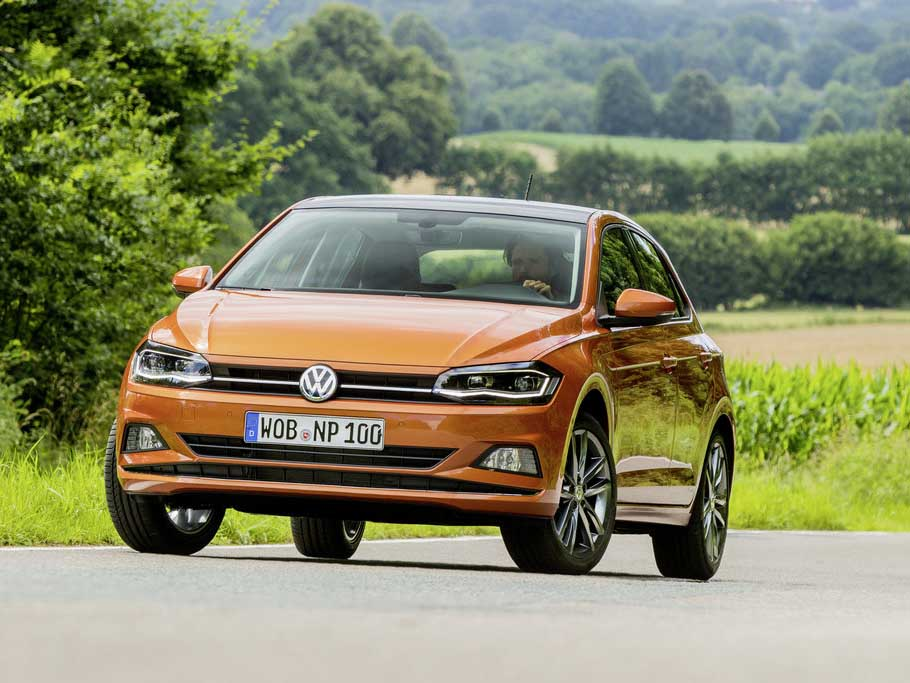 Volkswagen Polo PriveLease