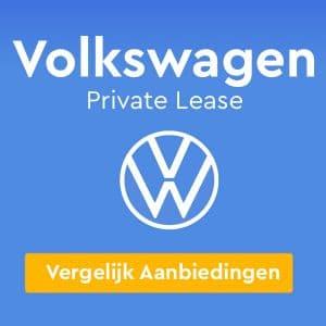 Volkswagen Private Lease Aanbiedingen