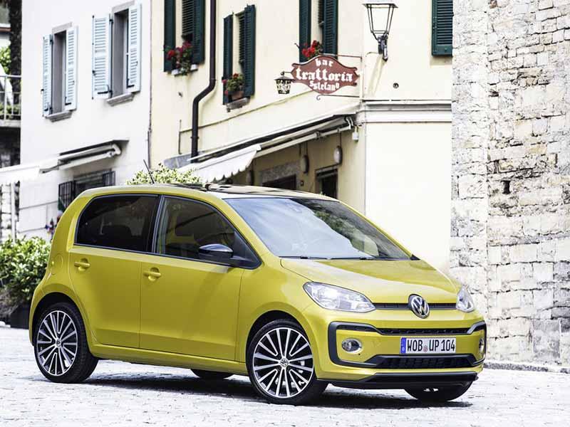 Volkswagen up! private lease vergelijker