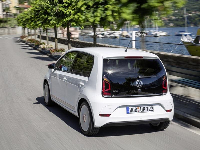 Volkswagen up! prive lease