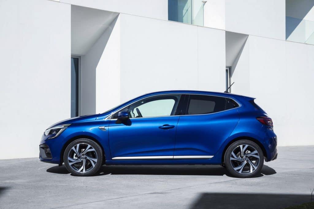 Renault Clio Prive Lease