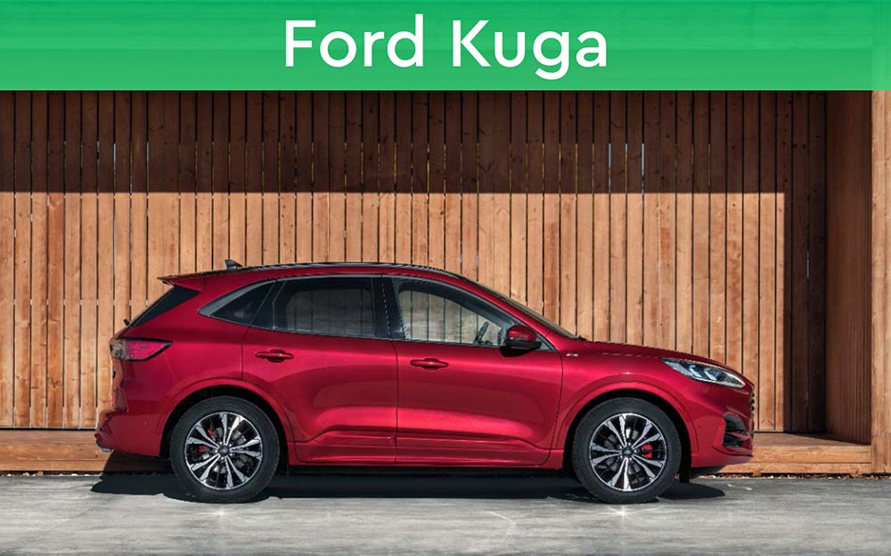 Ford Kuga Private Lease