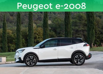 Peugeot e-2008 private lease