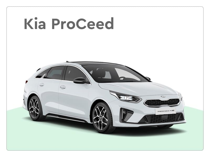 Kia proceed private lease