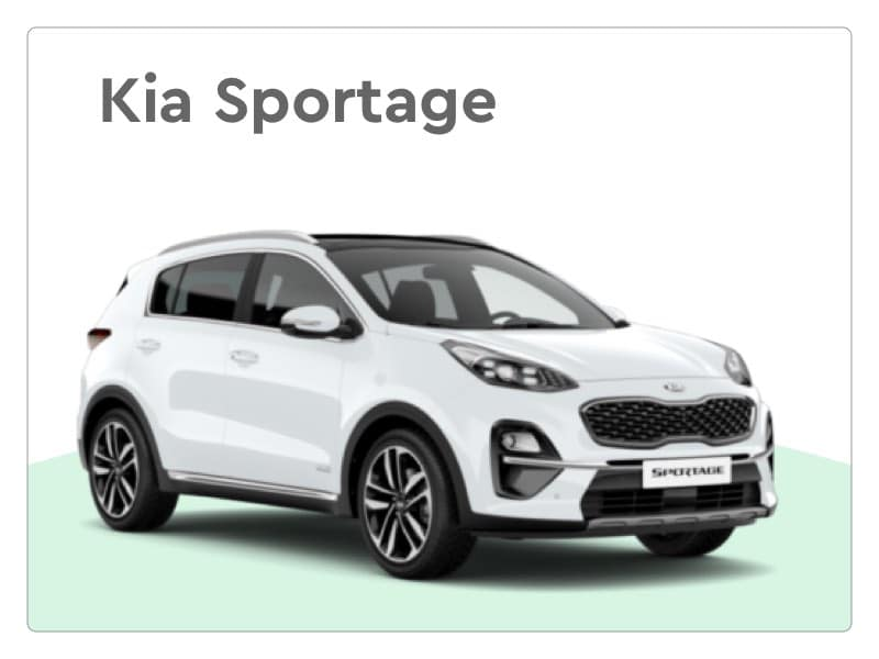 Kia sportage private lease