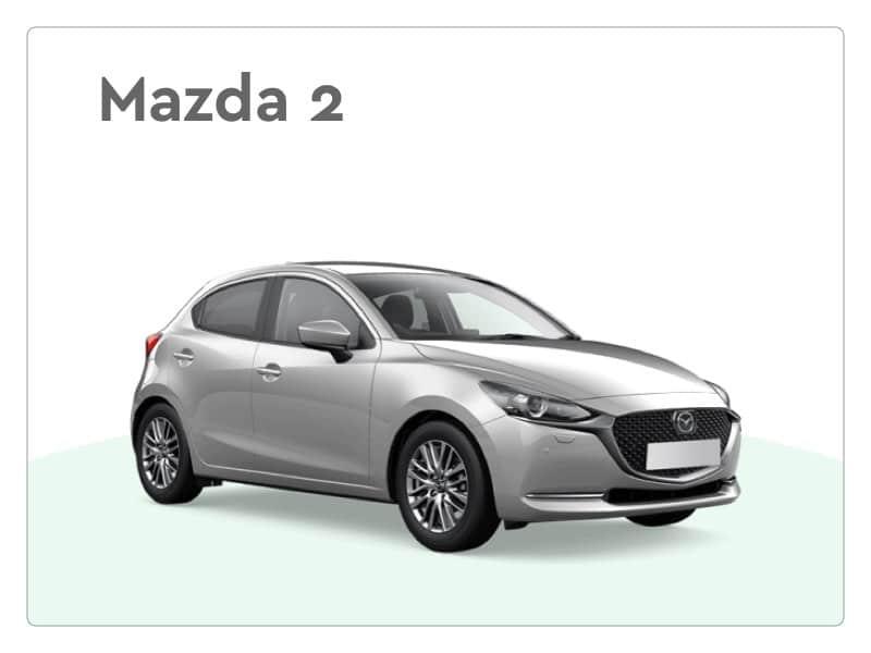 Mazda2 private lease