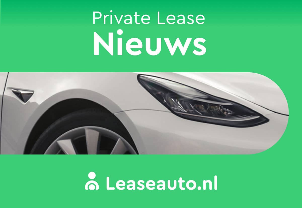 Private Lease NIEUWS