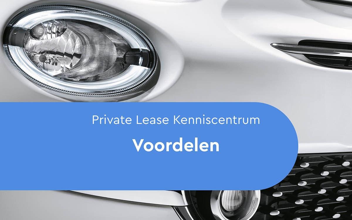 Voordeel Private Lease