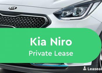 kia niro private lease
