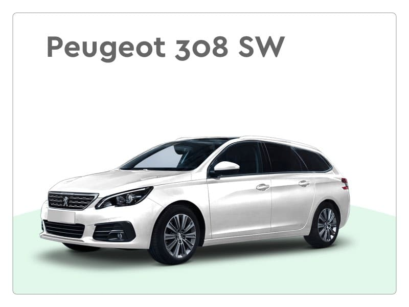peugeot 308 sw private lease