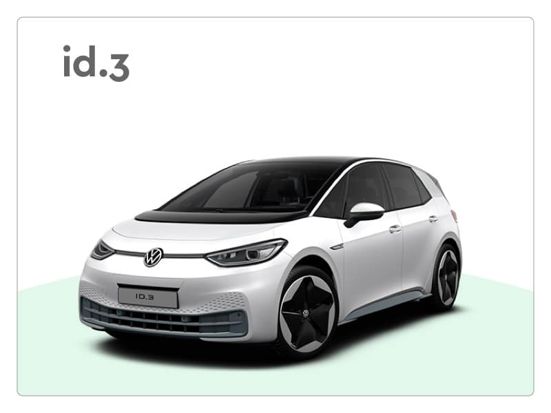 volkswagen id.3 private lease