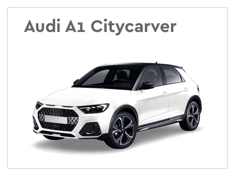 Audi A1 Citycarver private lease