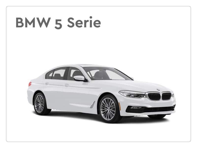 BMW 5-serie private lease
