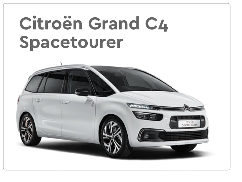 Citroën Grand C4 Spacetourer private lease